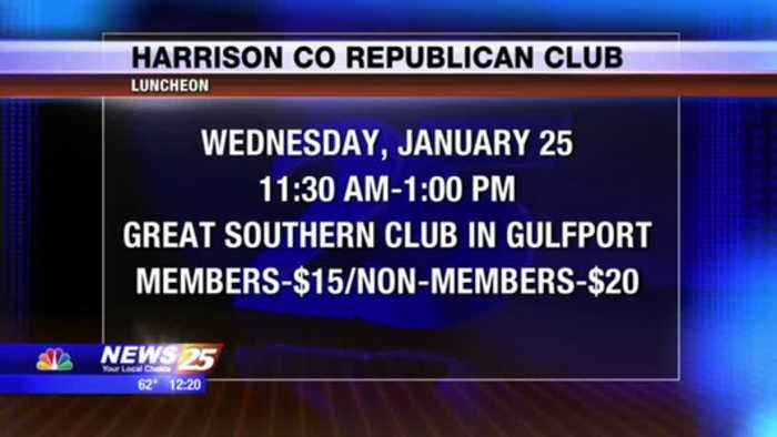 Harrison Co Republican Club