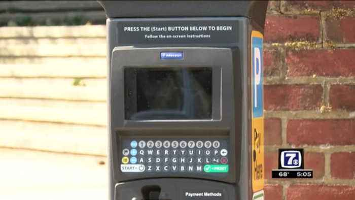Paid parking may finally be a thing of the past in downtown