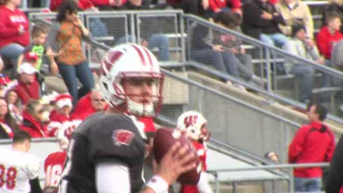 News video: Hornibrook looks to take next step as Badgers QB
