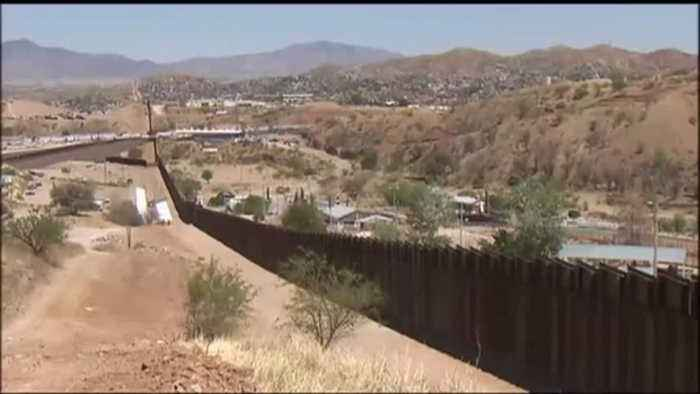 News video: Border Wall Funding May Wait Until 2018