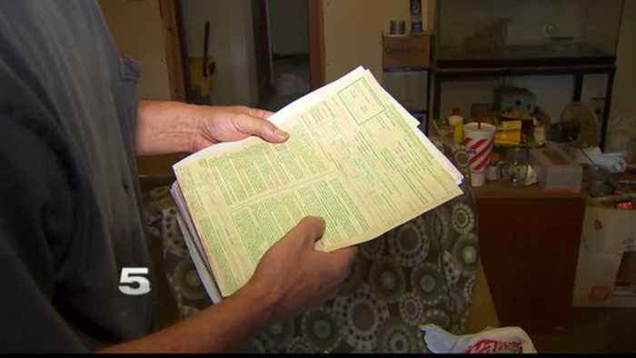 News video: Valley Man Still Paying 1984 Student Loan He Never Took Out
