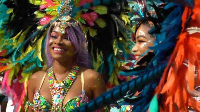 London stages Notting Hill Carnival, Europe's - One News ...