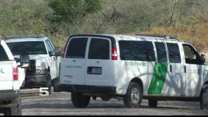 Spike in Number of Assaults on Border Patrol Agents