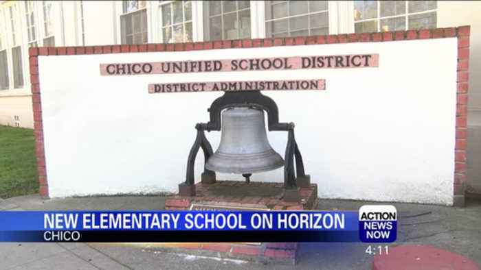 News video: New elementary school on horizon for Chico
