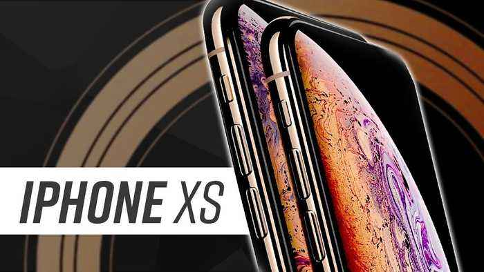 The iPhone XS Revealed?