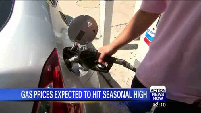 Gas Prices to Spike and Fall in Coming Months