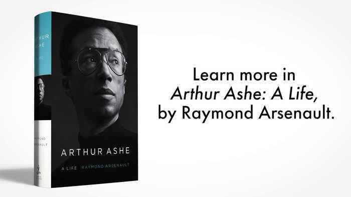 Arthur Ashe, A Life Of Firsts