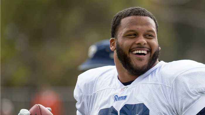 Aaron Donald FInalizes Biggest Defensive Deal IN NFL History