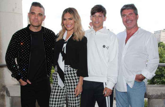 Robbie Williams feels like X Factor 'boss'