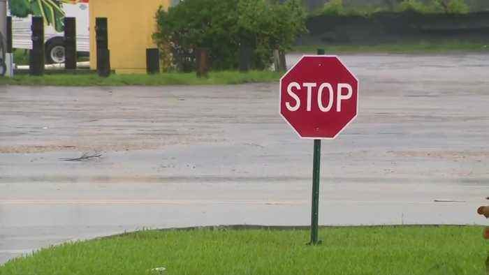 Tropical Storm Gordon drenches south Florida
