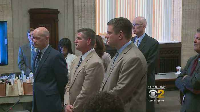 News video: Officer Jason Van Dyke Faces Final Pretrial Hearing Before Jury Selection