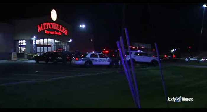 Cheney police officers shoot, kill man with a knife
