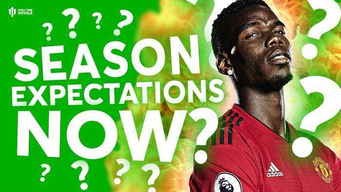 Season Expectations Now? The HUGE Manchester United Debate!