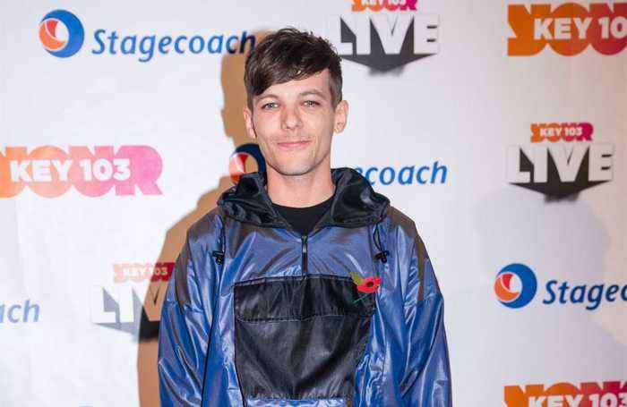 Louis Tomlinson wants to give Simon Cowell a makeover