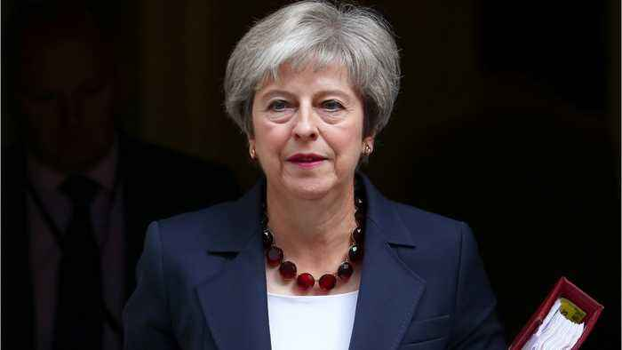 Britain's May Briefed Trump Ahead of Novichok Charges