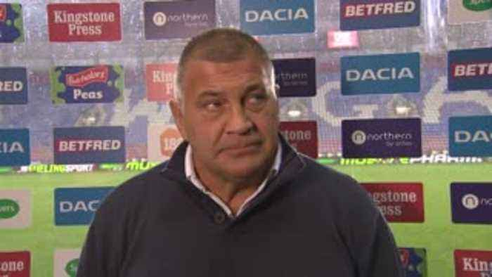 News video: Wane: We found a way to win