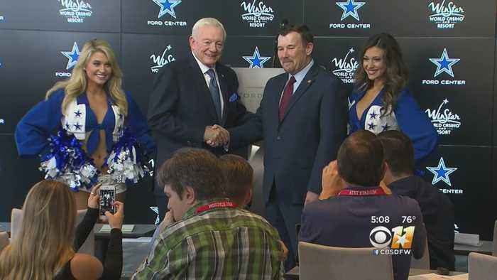 Dallas Cowboys Strike Deal With Winstar World Casino And Resort