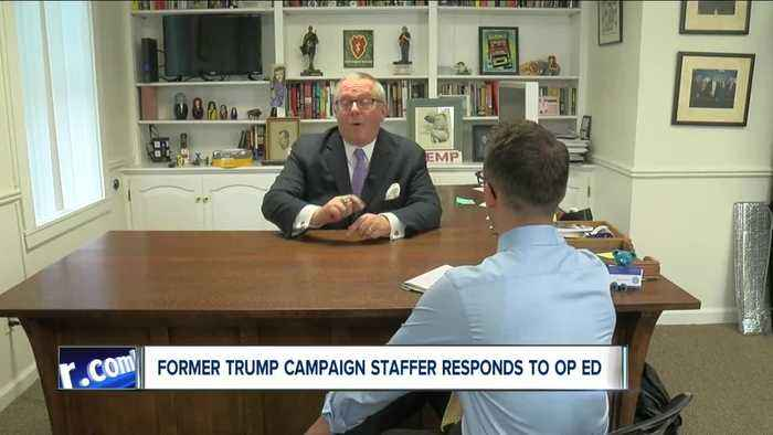Caputo says op-ed writer is routine leaker