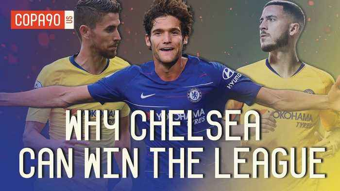 News video: 5 Reasons Why Chelsea Can Win the Premier League