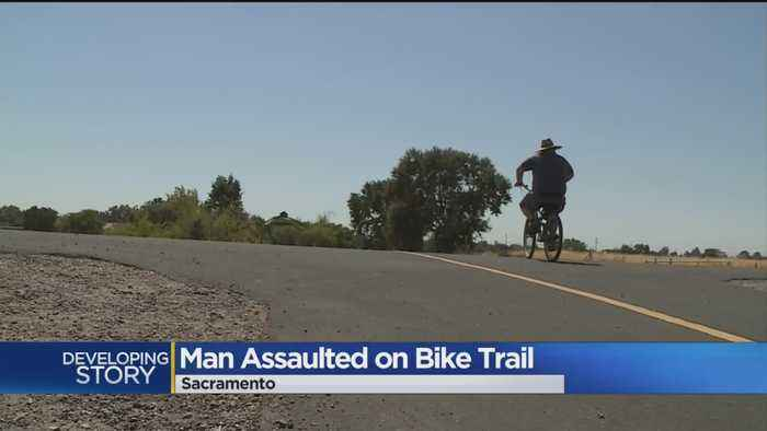 Search On For Who Attacked Man On Popular Bike Trail
