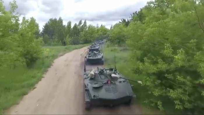 Russia Holds Its Largest War Games Since Cold War