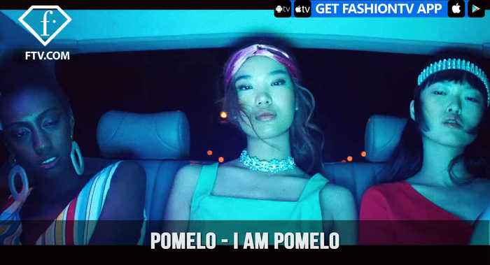 Pomelo - I AM POMELO - Summer 18 Collection | FashionTV | FTV
