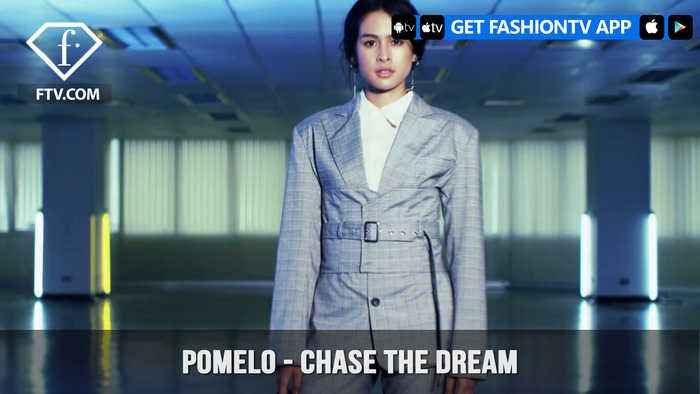Pomelo - CHASE THE DREAM - Fall 17 Collection With Maudy Ayunda | FashionTV | FTV