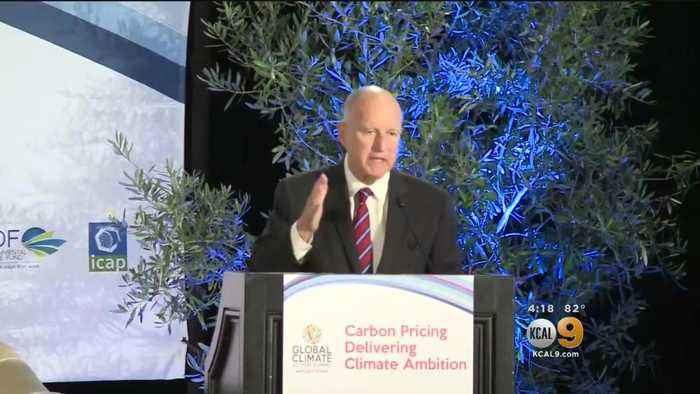News video: Climate Change Summit In San Francisco