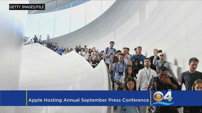 Apple's Big Reveal Takes Place Wednesday