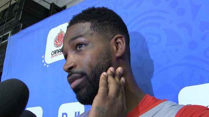 News video: Tristan Thompson says Canada will 'take care of business'