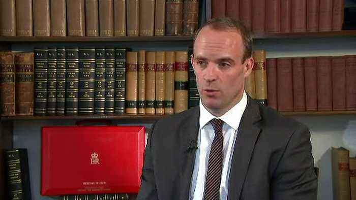 Raab: 'We wouldn't pay a penny more' than legally required