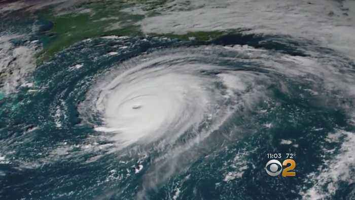 Over 10 Million People In Path Of Hurricane Florence