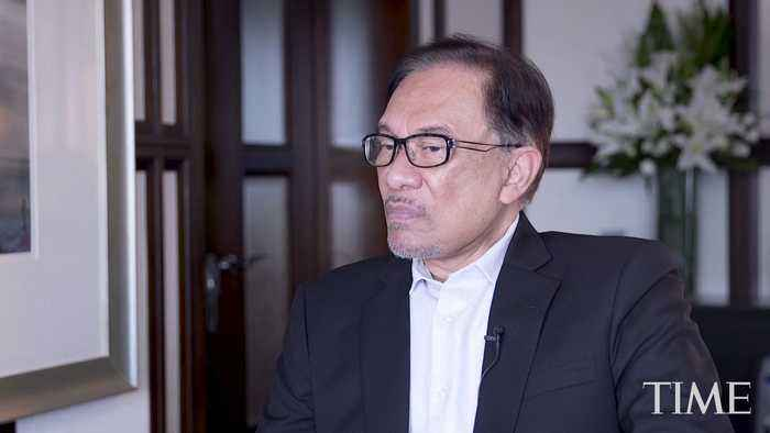 News video: Interview With Malaysia's Prime Minister-Designate Anwar Ibrahim