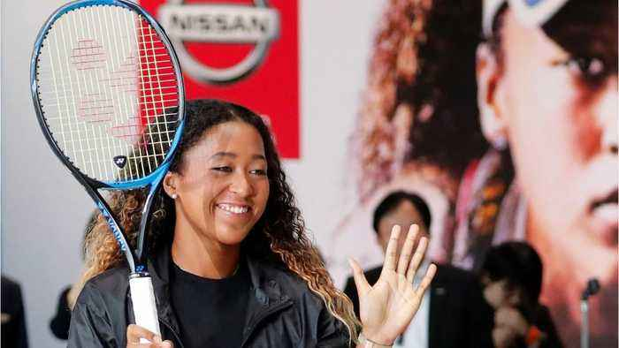 News video: Nissan Names U.S. Open Champion Naomi Osaka As Its New Brand Ambassador