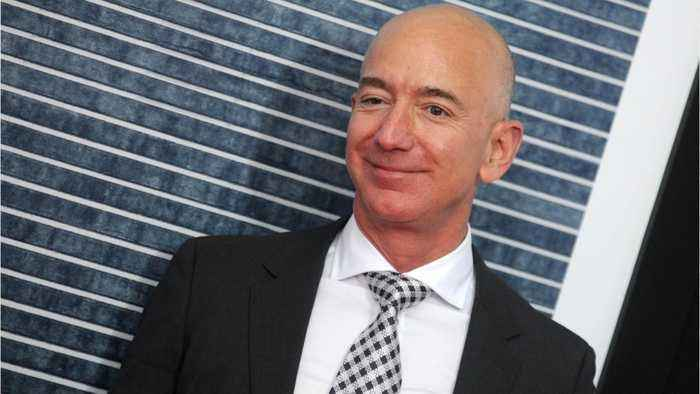 News video: Amazon's Jeff Bezos Commits $2 Billion to Help Homeless, Pre-Schools