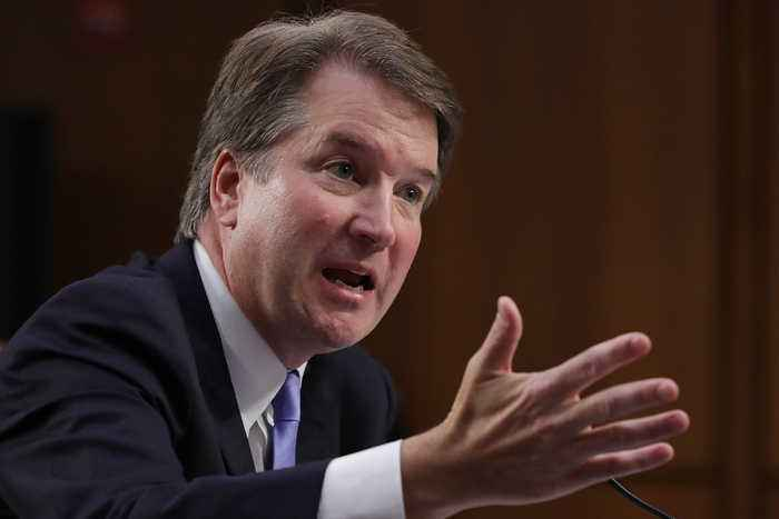 Brett Kavanaugh reportedly accused of sexual misconduct in letter flagged to the FBI by Democrats