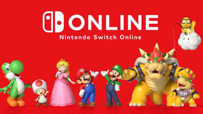 Nintendo Switch Online - Official Overview Trailer