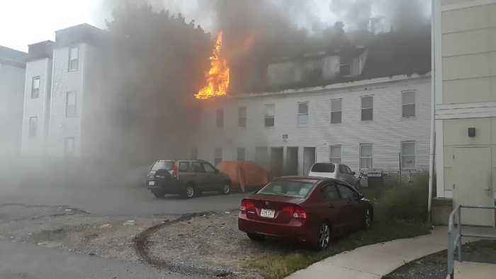 Firefighters Respond to Dozens of Gas Explosions, Fires Across Lawrence and Andover
