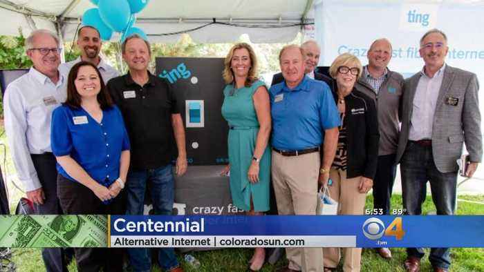 Centennial Welcomes Alternative Internet Service