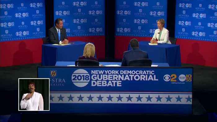 News video: Cuomo holds off challenge from Cynthia Nixon in NY governor's race