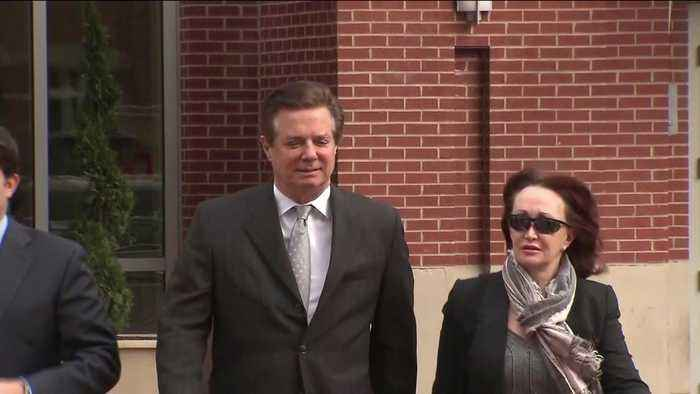 Paul Manafort Agrees to Plead Guilty to Federal Crimes in Special Counsel Probe