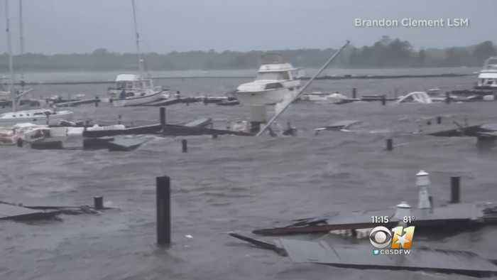 Hurricane Florence Pounds The Carolinas