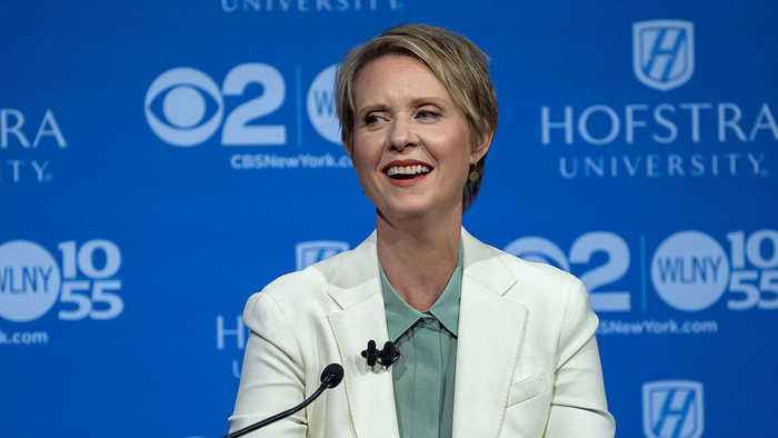 Cynthia Nixon Loses New York Primary and Shares Powerful Message | THR News
