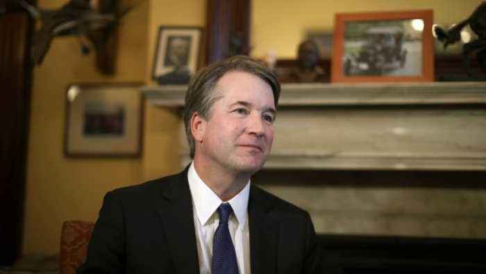 Unnamed Woman Accuses Brett Kavanaugh Of Sexual Misconduct