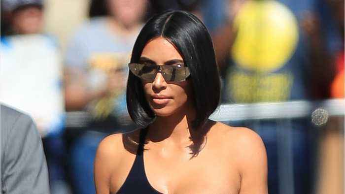 Kim Kardashian Shares First Photo Of 'Triplets' Chicago, Stormi, And True Together