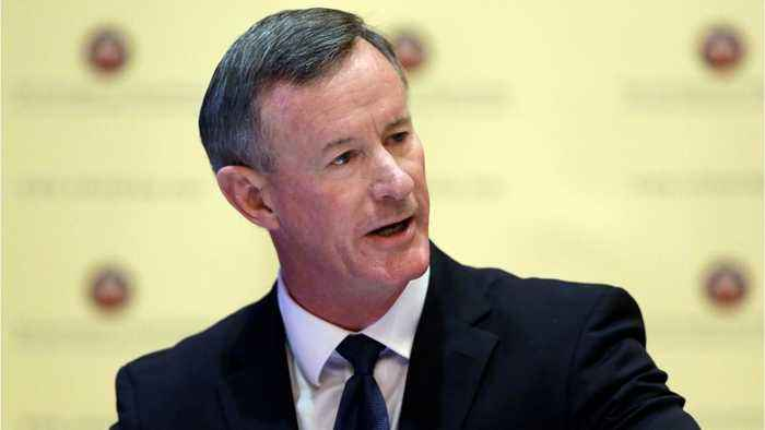 Navy SEAL Admiral William McRaven Steps Down From Defense Innovation Board