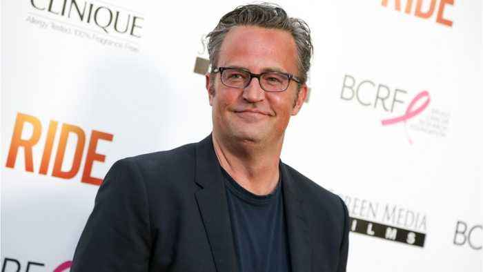 News video: Matthew Perry Tweets About Long Hospital Stay
