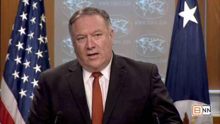 Pompeo Delivers A Very Strong Threat Against Any Country Meddling In Our Elections