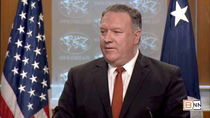 News video: The United States Is Against Russia Interfering With Sanctions Against North Korea