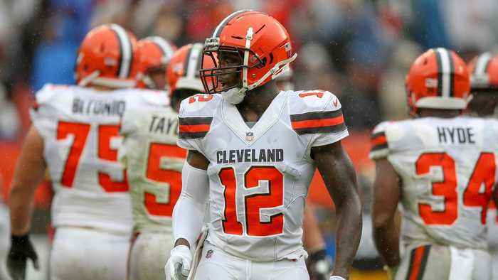 Browns to Release WR Josh Gordon on Monday